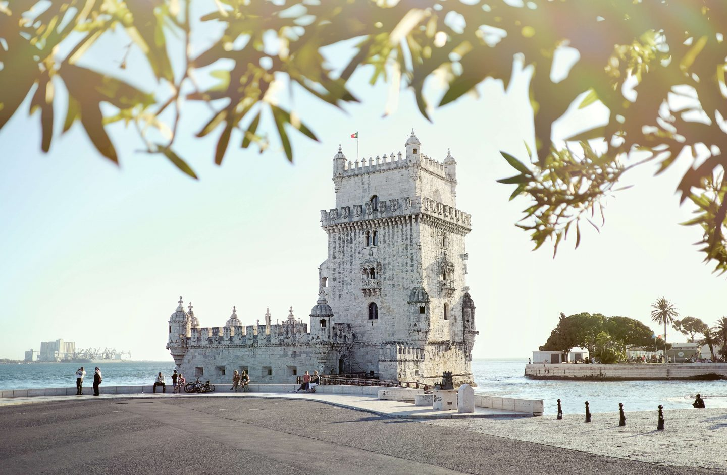3 Days in Lisbon Belem Tower