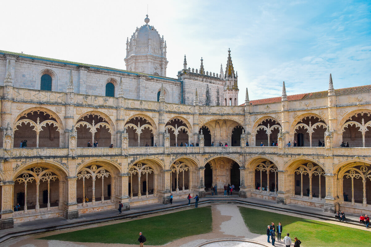 3 Days in Lisbon Jeronimos Monastery