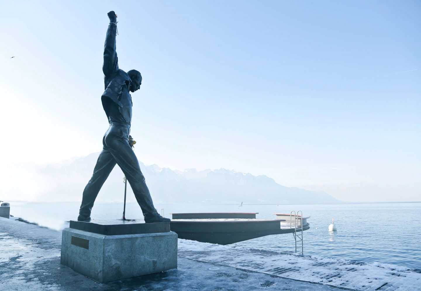things to do in Montreux Freddie Mercury Statue