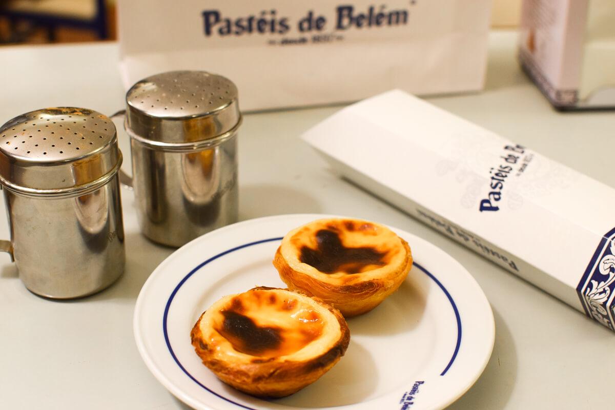 Foodies Guide Lisbon Pasteis de Belem