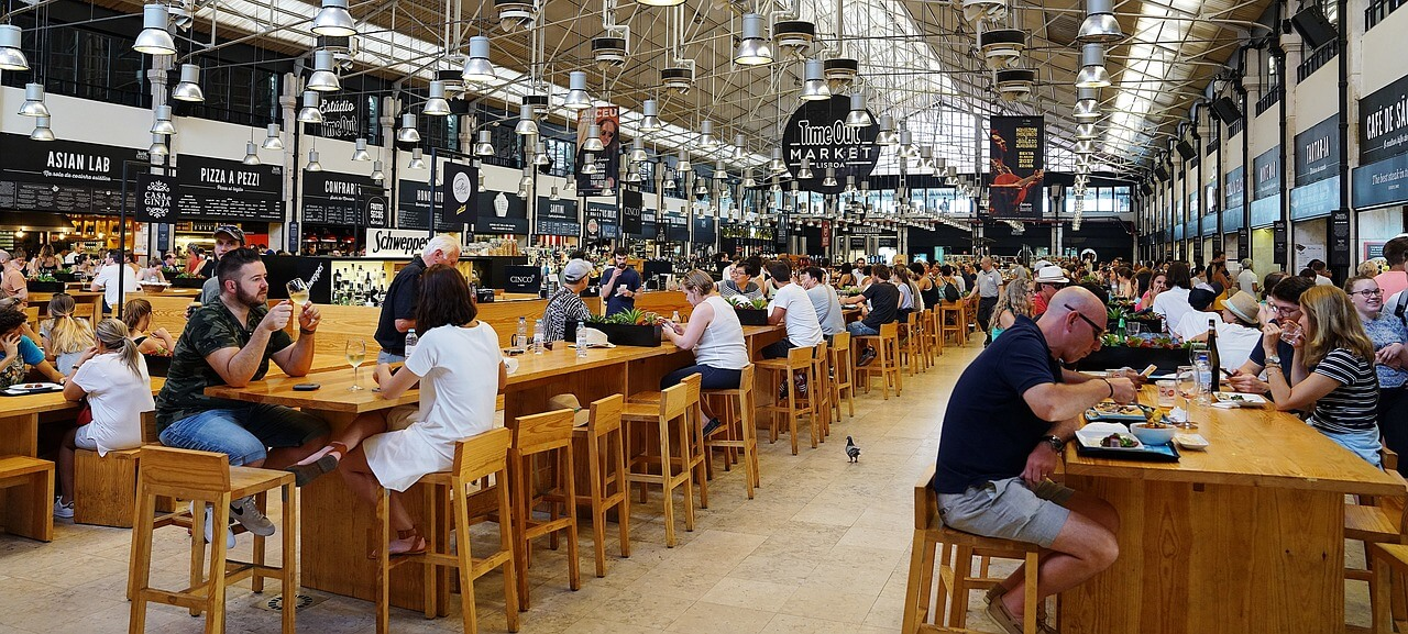 lisbon foodies guide time out market