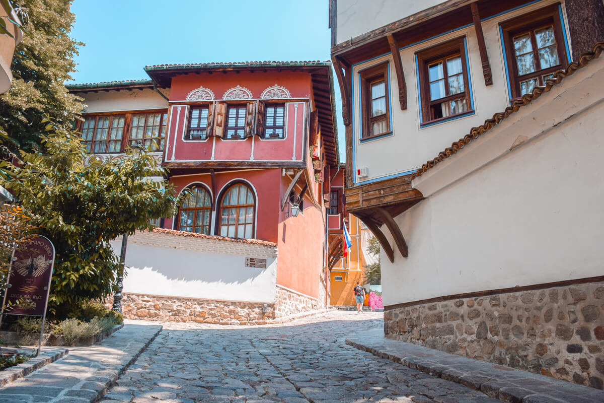 things to do in plovdiv old town