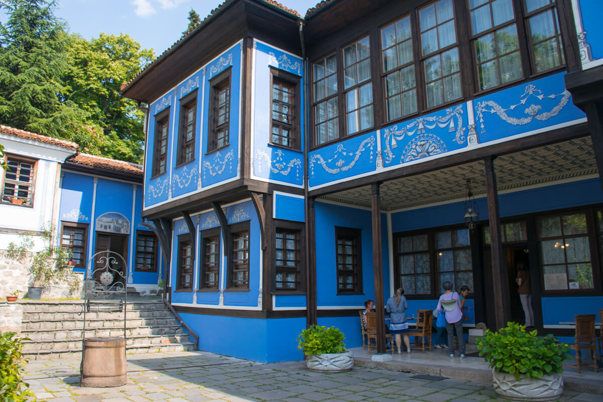 things to do in plovdiv hindliyan house