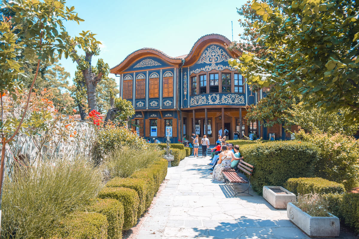things to do in plovdiv museum