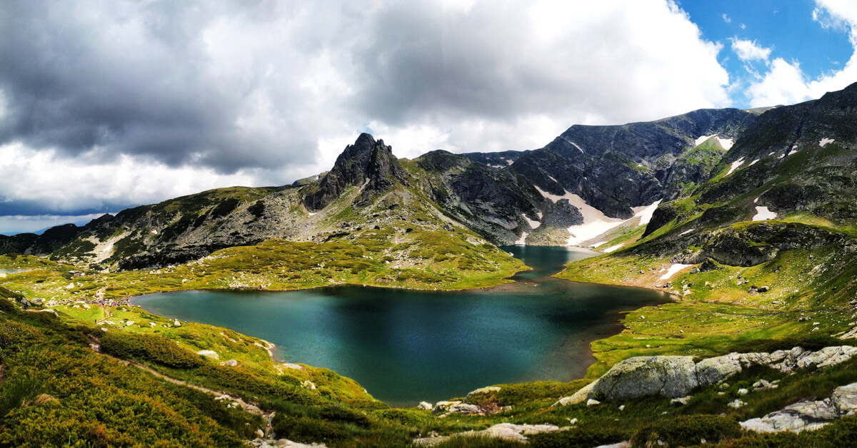Places to visit in Bulgaria Rila Lakes