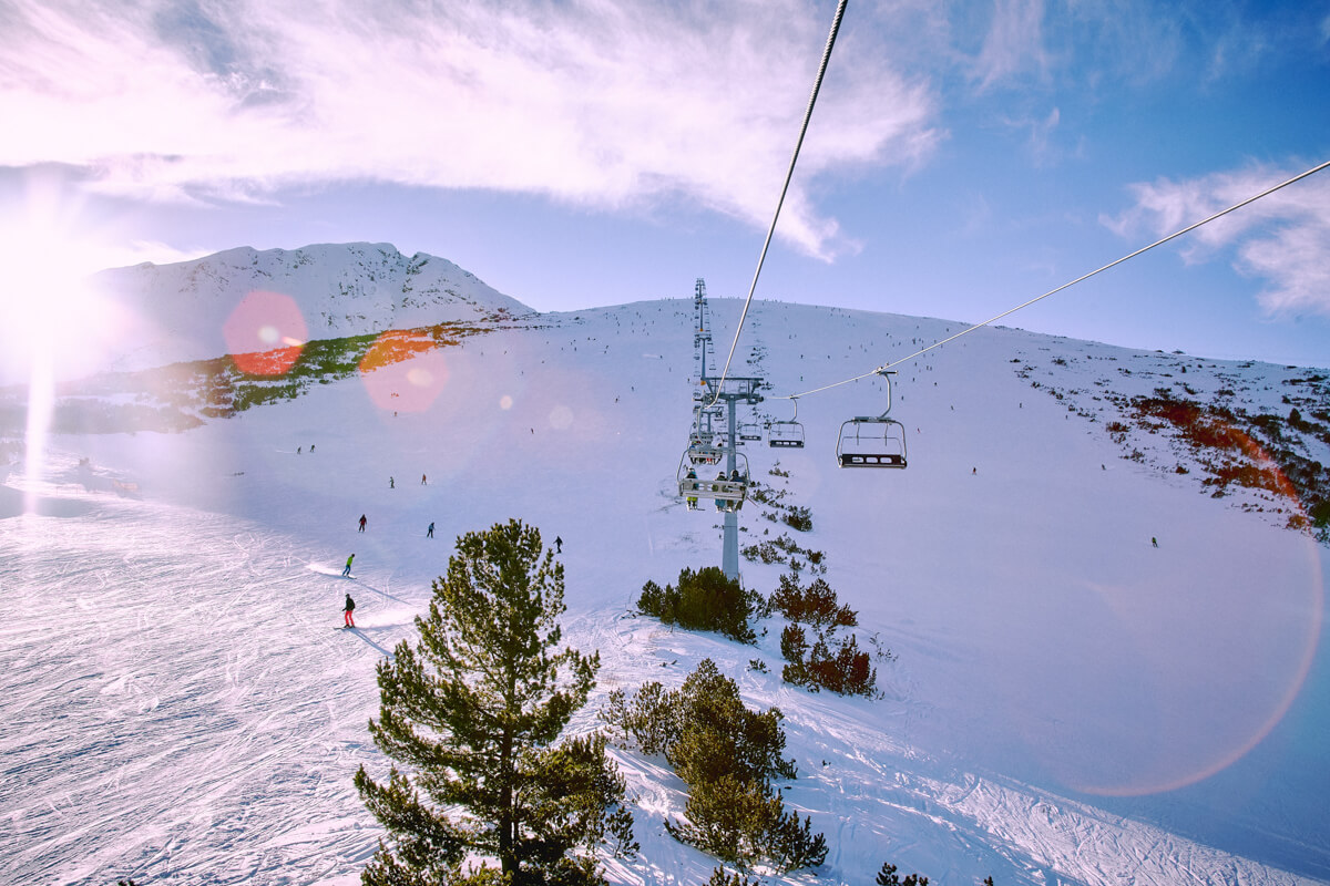Places to vistit in Bulgaria Bansko