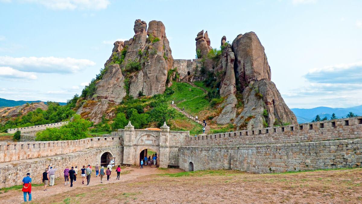 Белоградчишките скали - най-красивите места в България