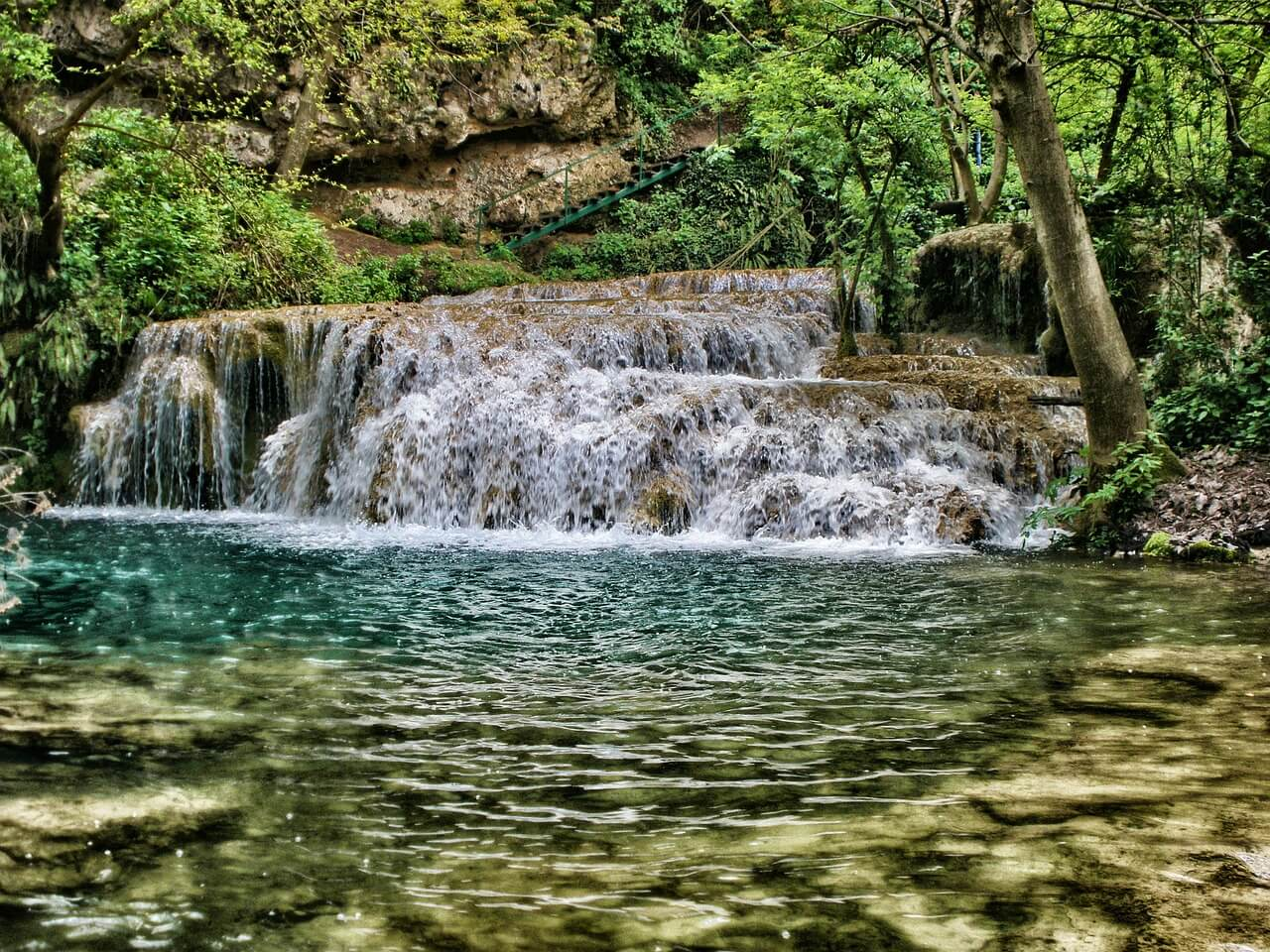 places to visit in Bulgaria Kroshuna falls