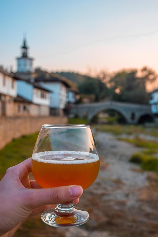 Beer tasting Tryavna