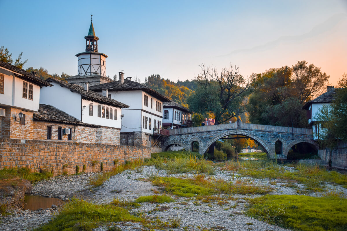 Tryavna Old Bridge