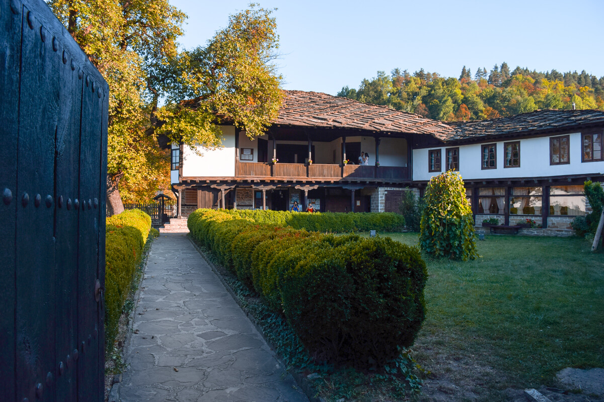 Daskalov's House in Tryavna