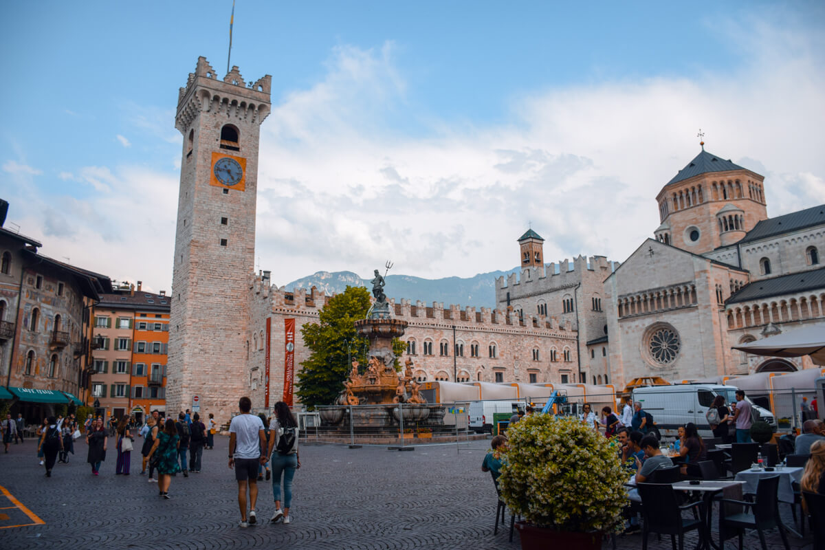 things to do in Trento duomo