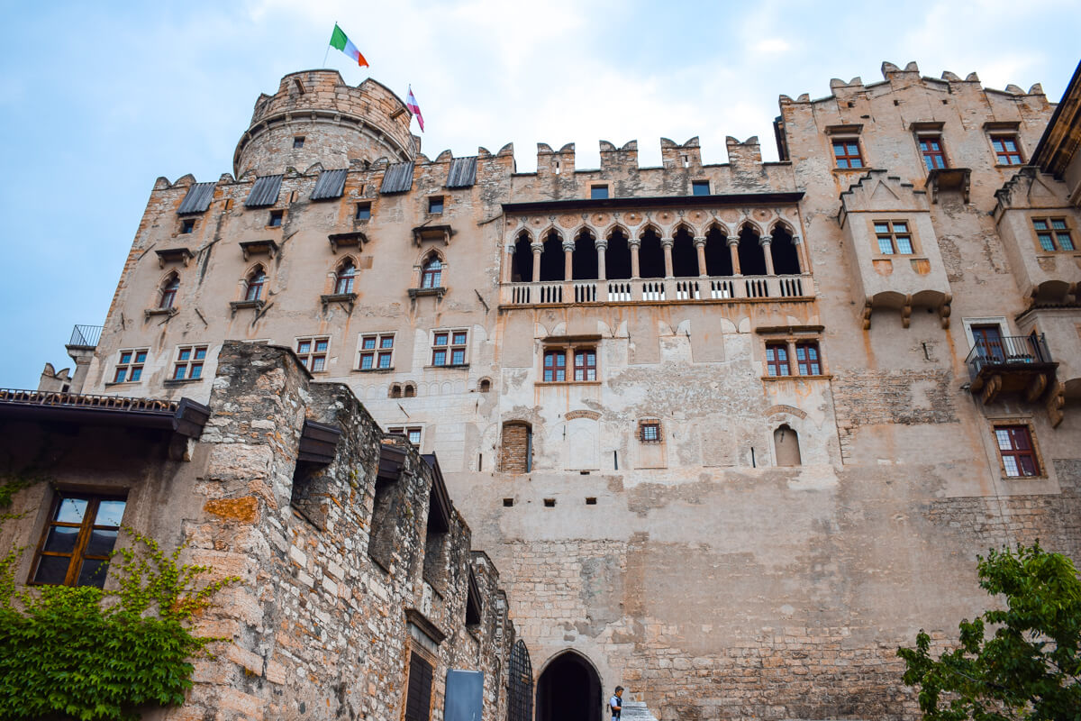 things to do in Trento castle