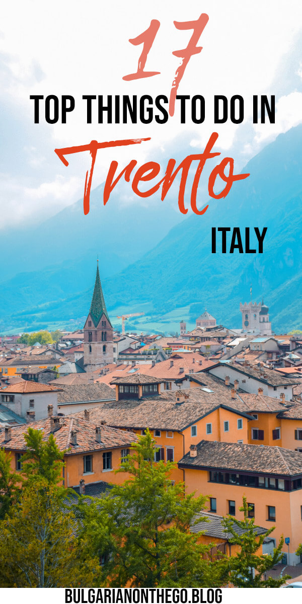 things to do in trento pin