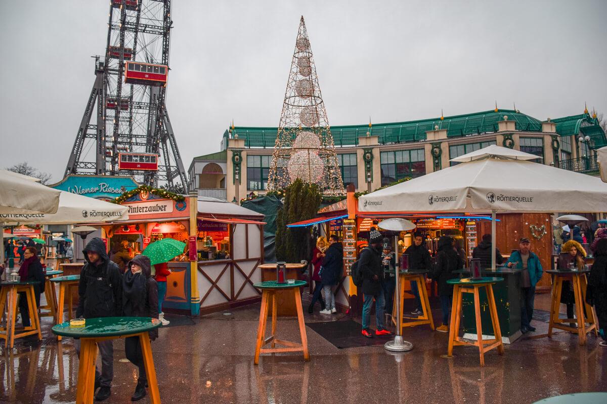 Vienna Christmas Markets Prater