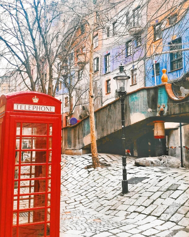 Vienna 2 Day Itinerary Hundertwasserhaus