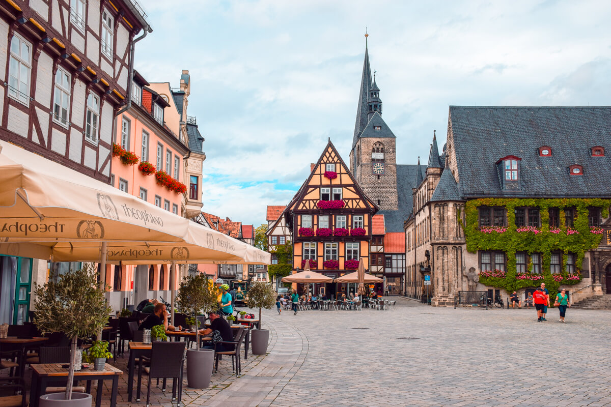 Things to do in Quedlinburg Market Square