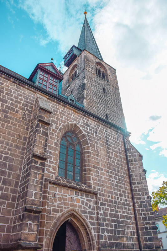 Things to do in Quedlinburg St. Blasii church