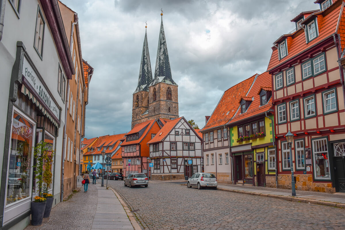 Things to do in Quedlinburg Nikolaikirche