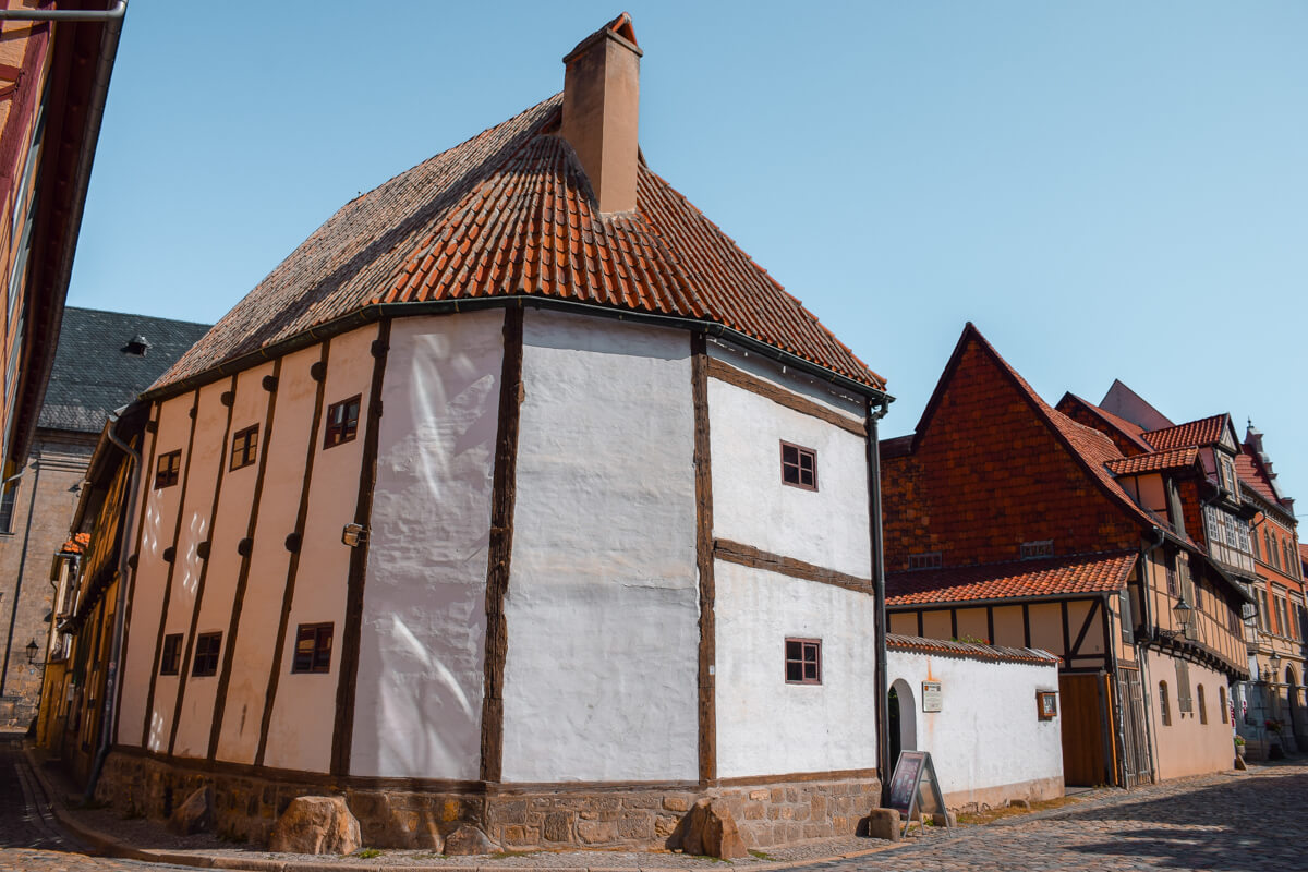 Things to do in Quedlinburg