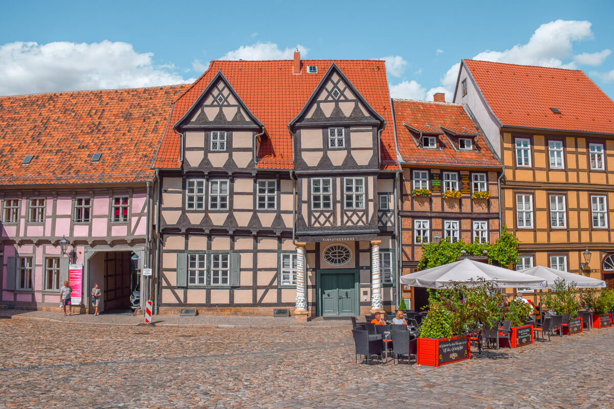 Things to do in Quedlinburg Klopstockmuseum
