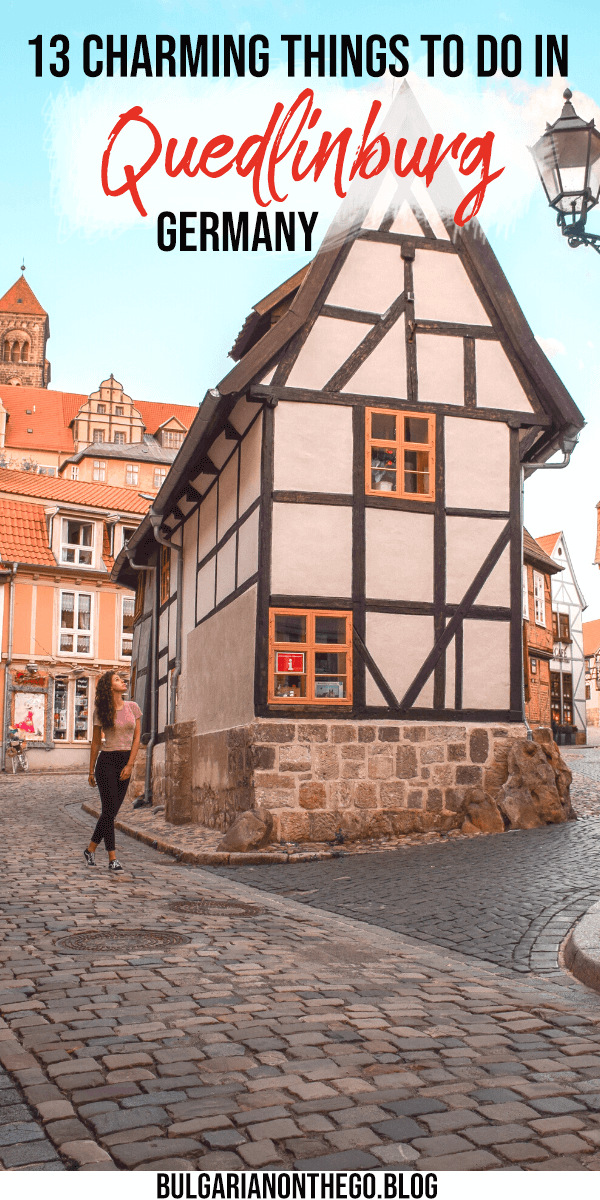 Things to do in Quedlinburg Pin
