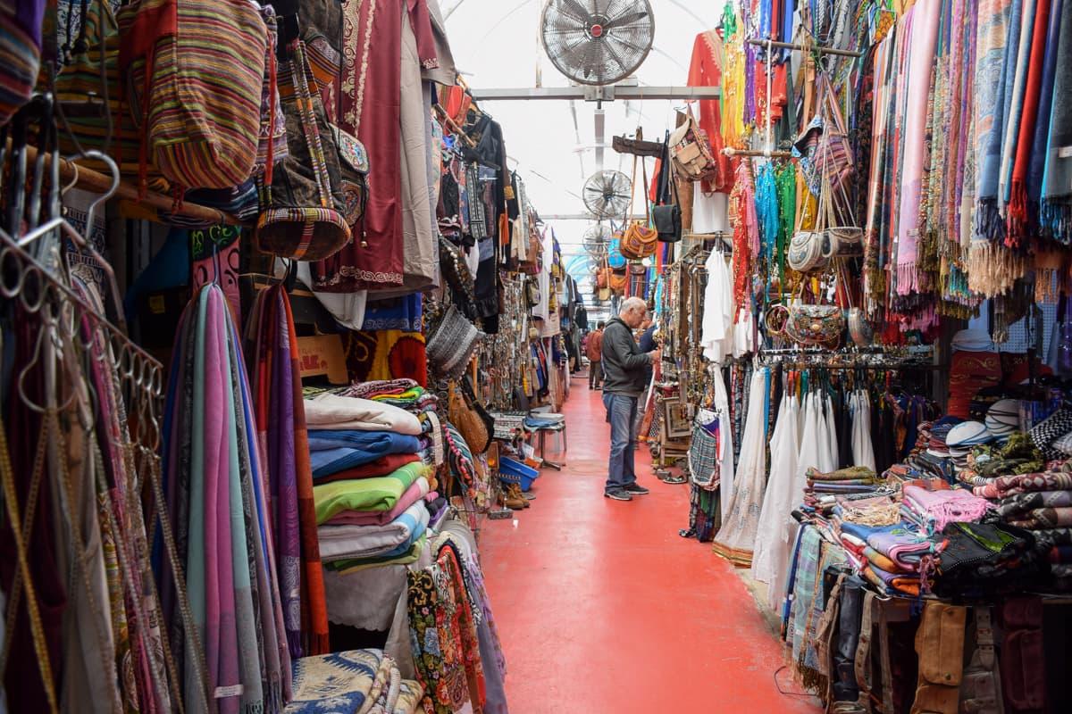 Tel Aviv Flea Market