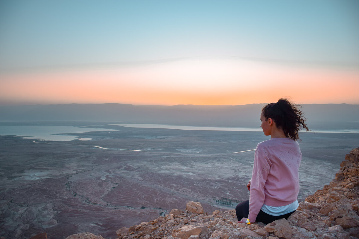 Tel Aviv Masada Sunrise Day Trip