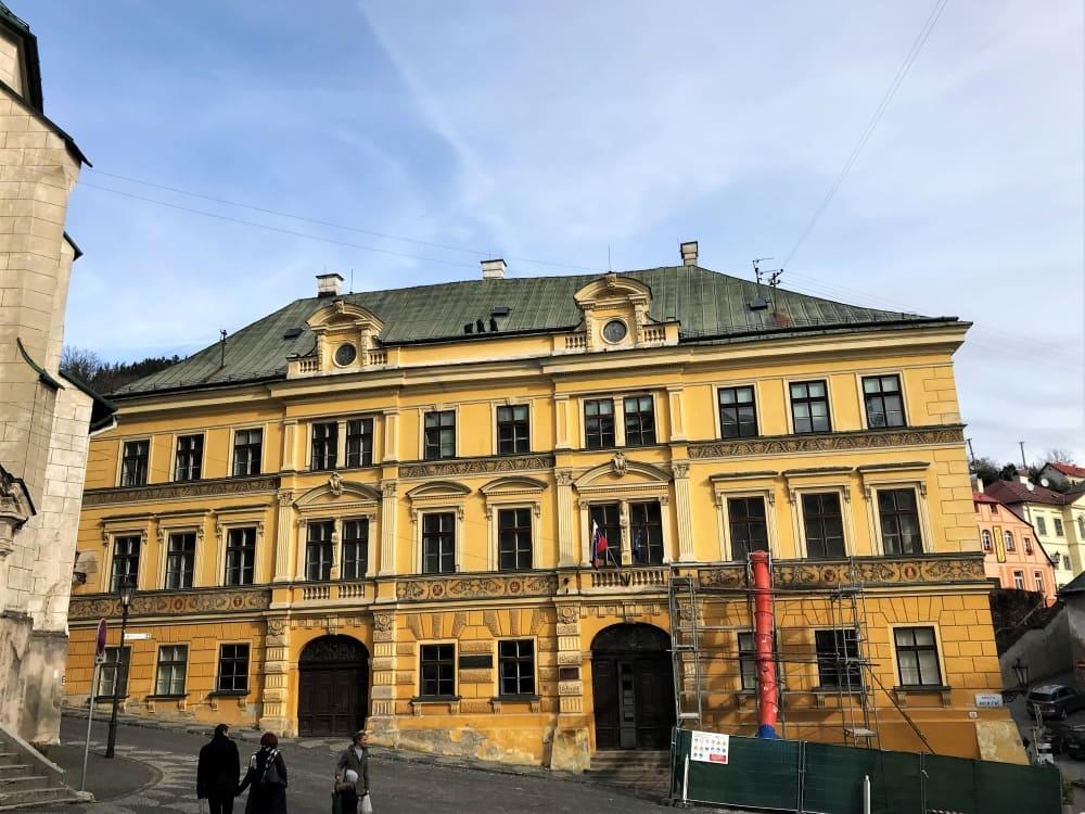 Day trips from Bratislava Banska Stavnica