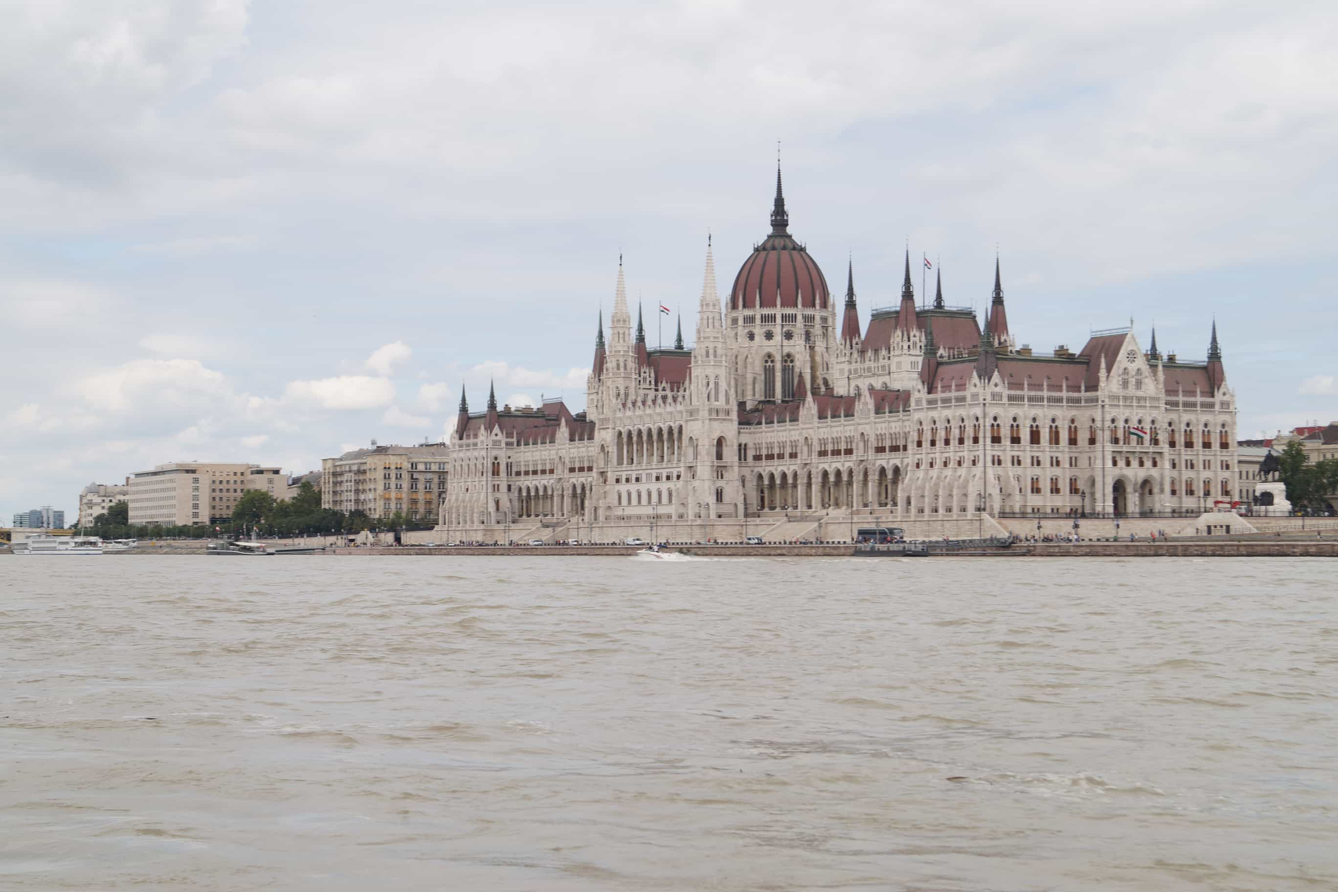 Day trips from Bratislava Budapest