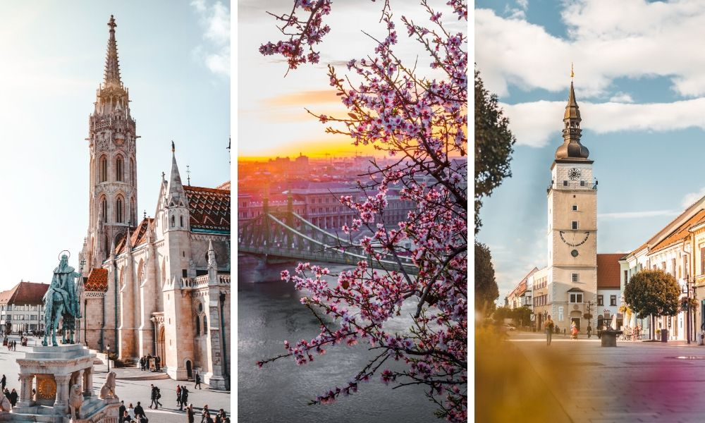 Day trips from Bratislava featured