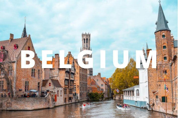 destinations belgium