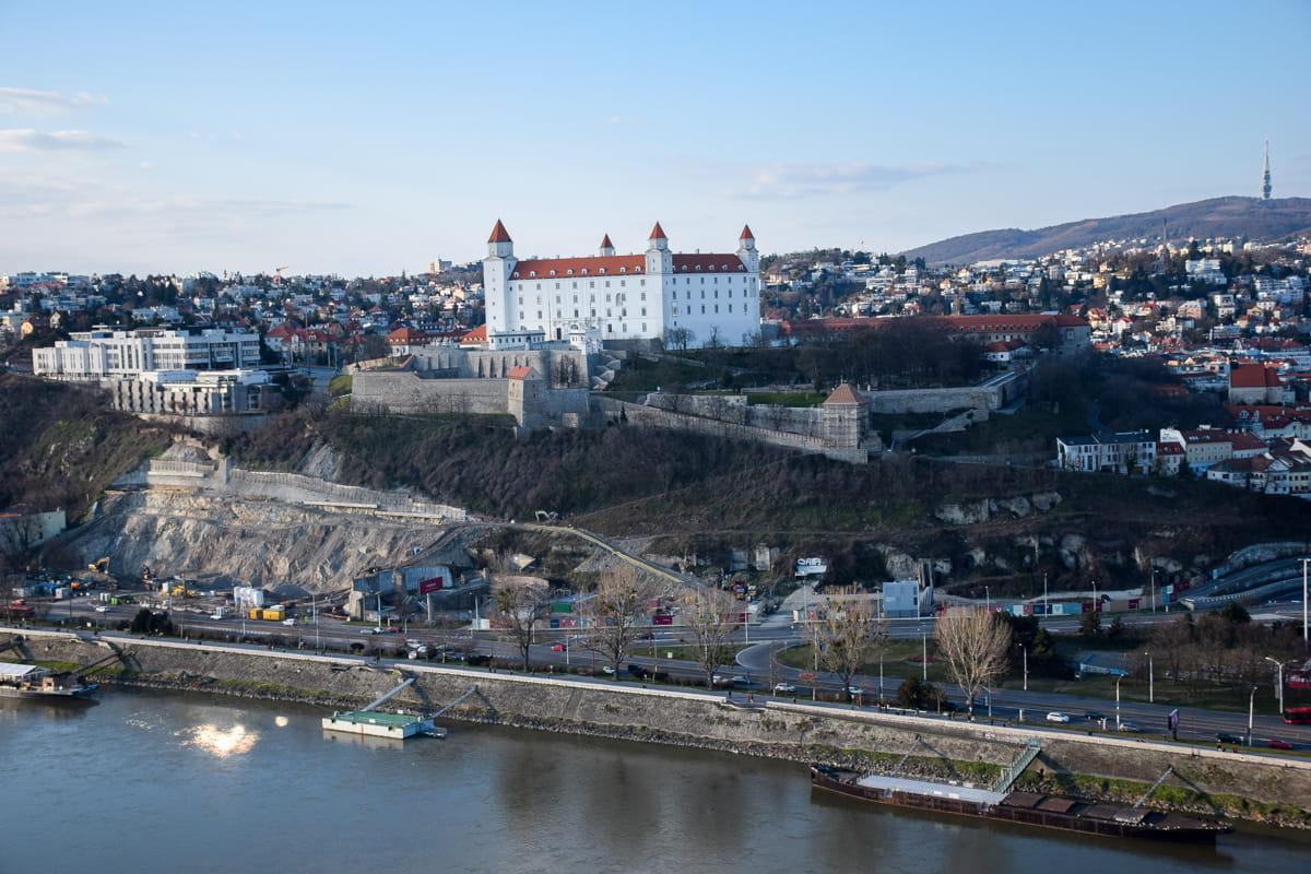 Bratislava Castle - day trip