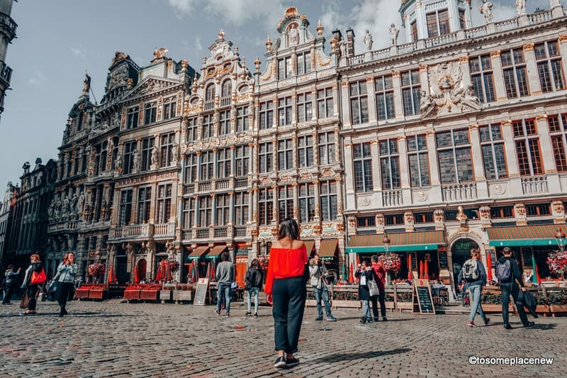Brussels, Belgium - day trip from Luxembourg