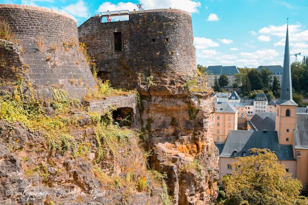 Bock Casemates Luxembourg