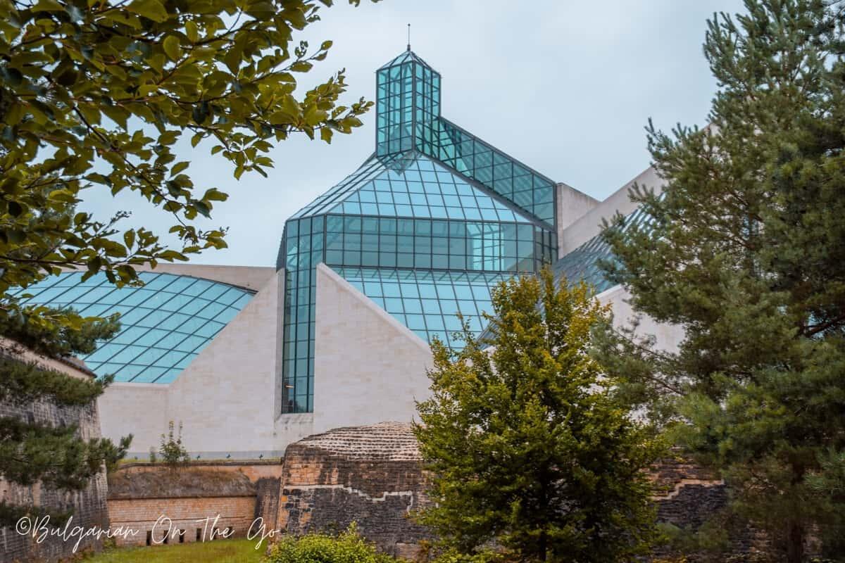 Mudam Museum Luxembourg
