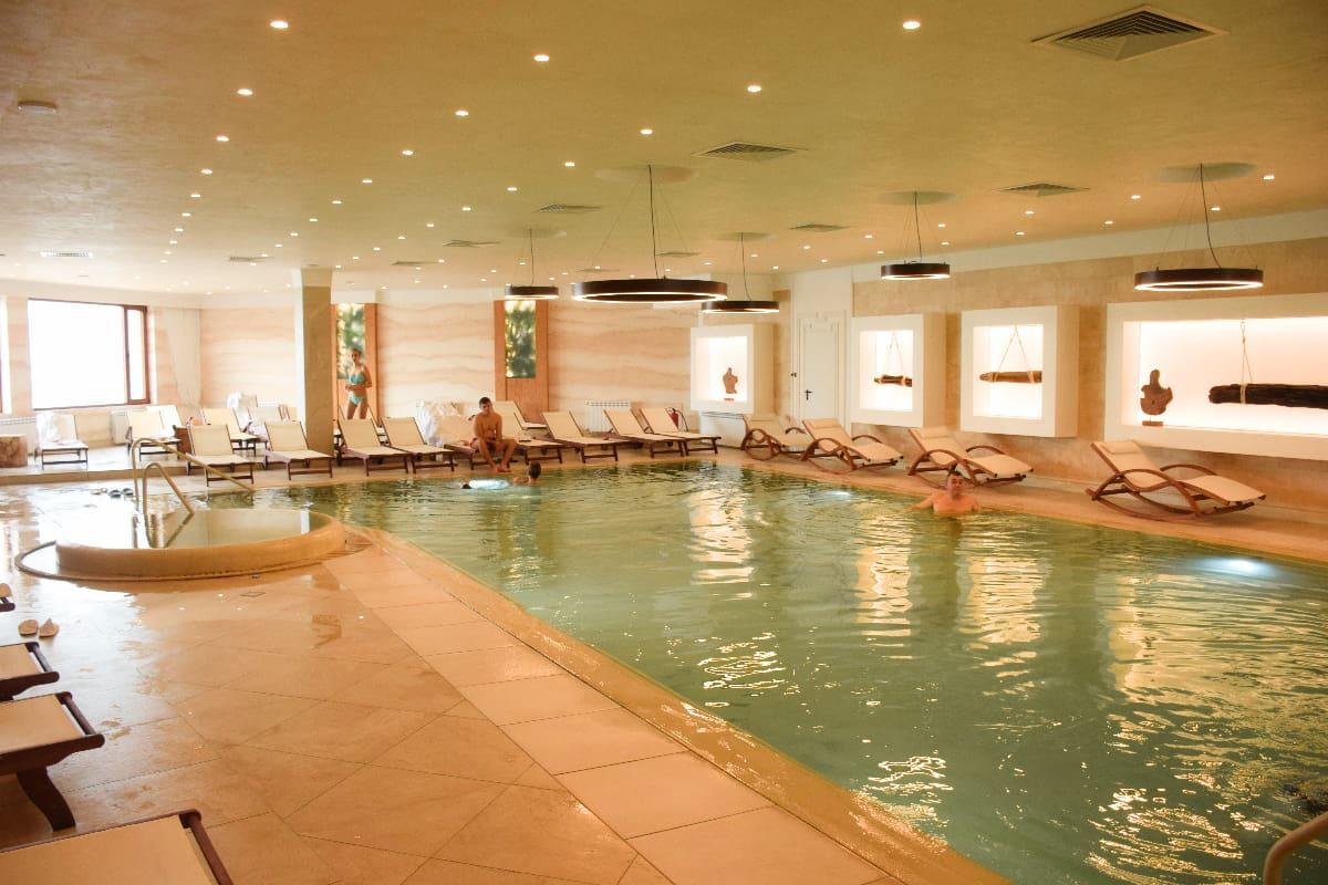 Grand Hotel Pomorie Pool