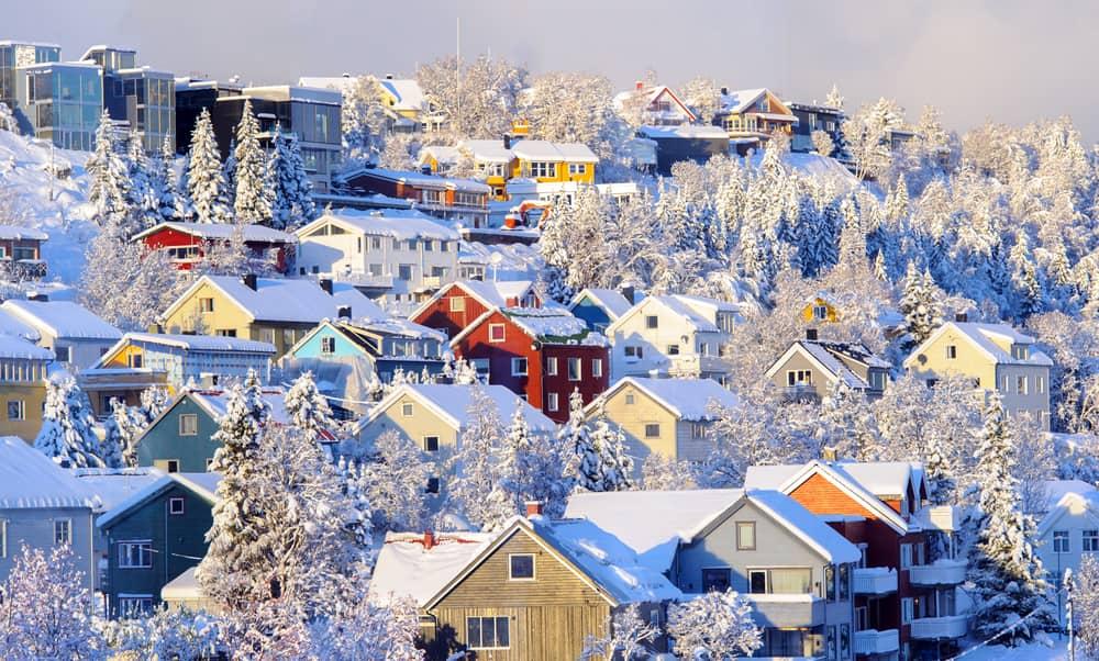 winter city breaks in europe tromso